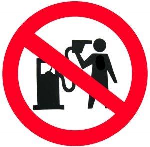 Drastisches Pro-Autogas bzw. Anti-überhöhter Benzinpreis-Button